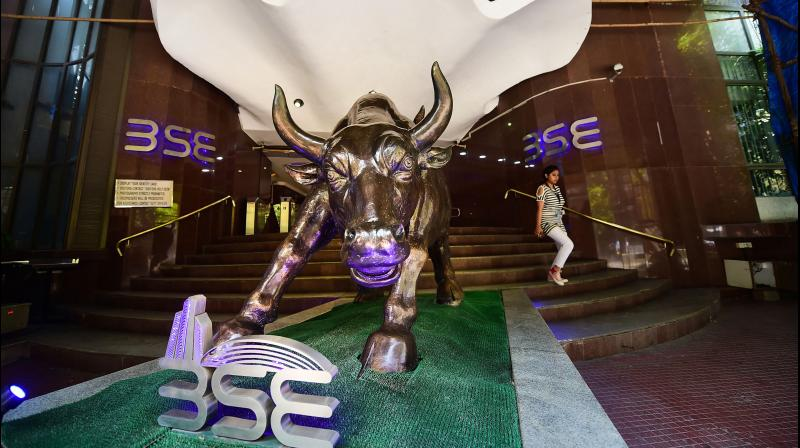 Sensex tanks 667 pts; Nifty ends below 10,900. (PTI Photo)