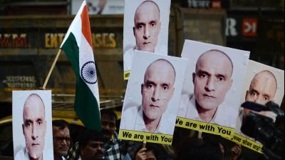 Pakistan court gives India more time to appoint lawyer in Kulbhushan Jadhav case