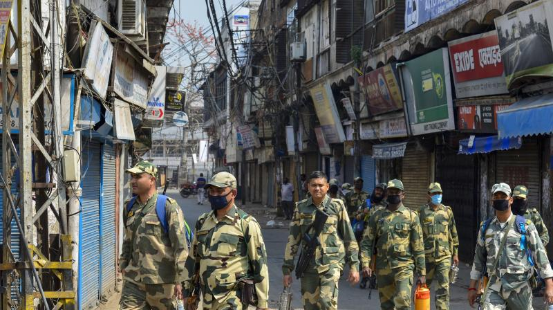 Assam police on Thursday imposed curfew for an indefinite period in parts of central Assam. (Representative Image)