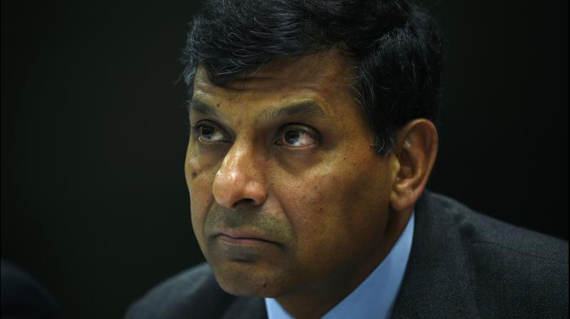 Former Reserve Bank of India governor Raghuram Rajan. (PTI Photo)