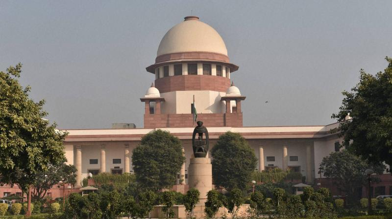 Supreme Court of India (PTI)