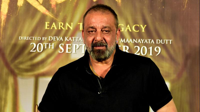 Bollywood actor Sanjay Dutt. (PTI)