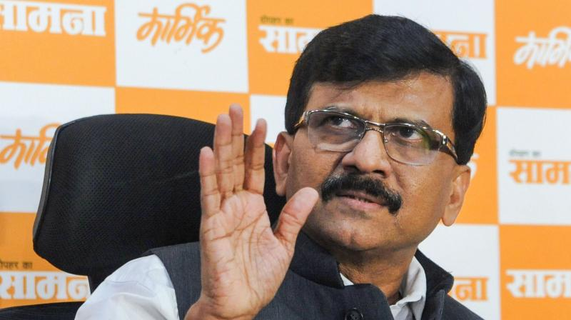 Sushant's MLA cousin slaps Sanjay Raut with legal notice. (PTI Photo)