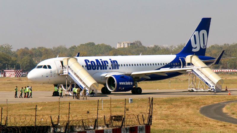 GoAir repatriates over 50,000 Indians. (PTI Photo)