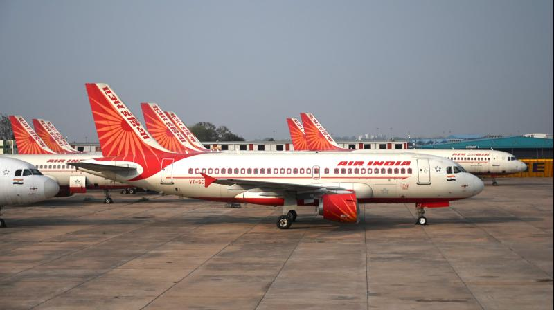 Hong Kong bars Air India flights till August-end after passengers test positive for COVID-19. (AFP Photo)
