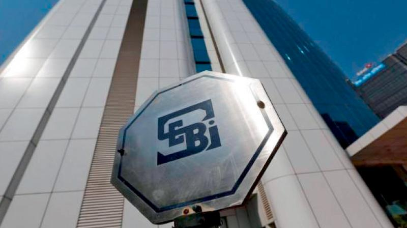 Sebi proposes to relax minimum public shareholding norms for firms under insolvency. (PTI Photo)