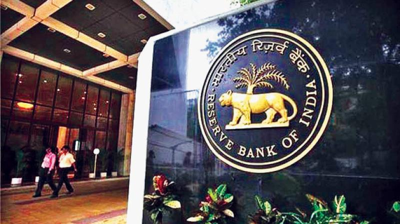 Reserve Bank of India on Thursday released a national strategy for financial education to be implemented in the next five years. (PTI Photo)