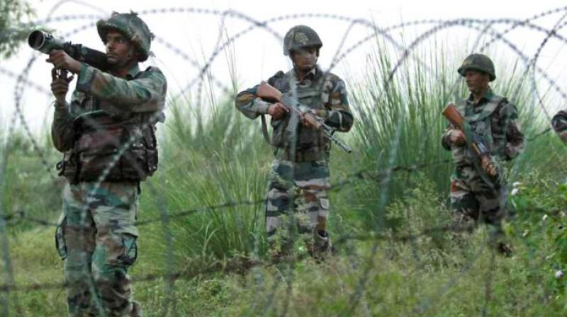 Infiltration of militants from across the border had decreased by half this year. (PTI Photo)