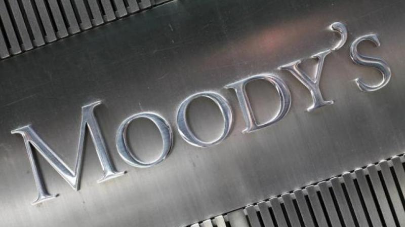 Moody's base case assumes a sharp contraction in the Indian economy in fiscal 2021 before returning to modest growth in fiscal 2021. (PTI Photo)