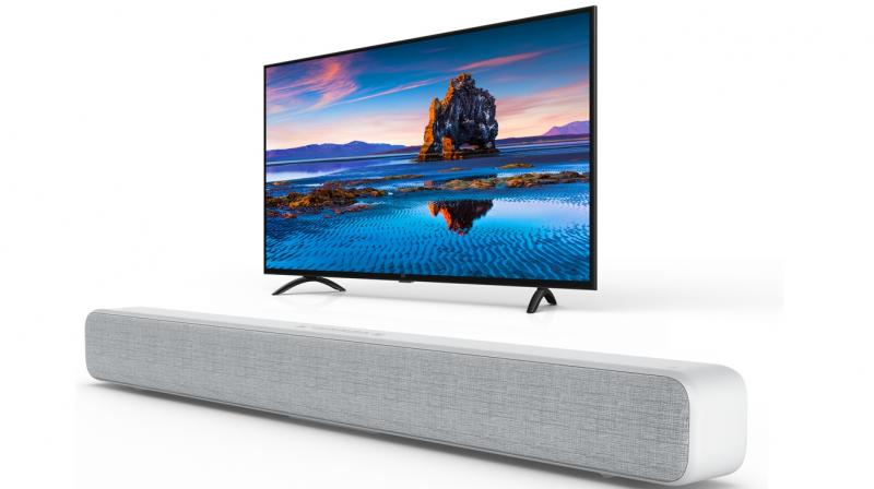The Mi Soundbar is a good alternative for getting better audio from your average-sounding television speakers.