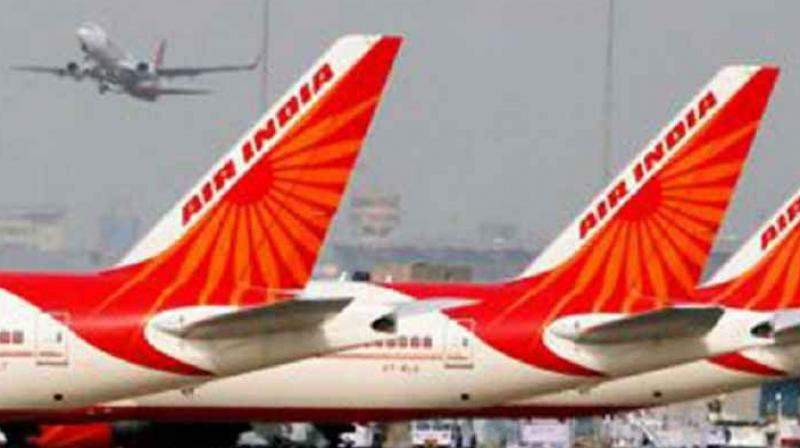 Air India. (Photo- PTI)