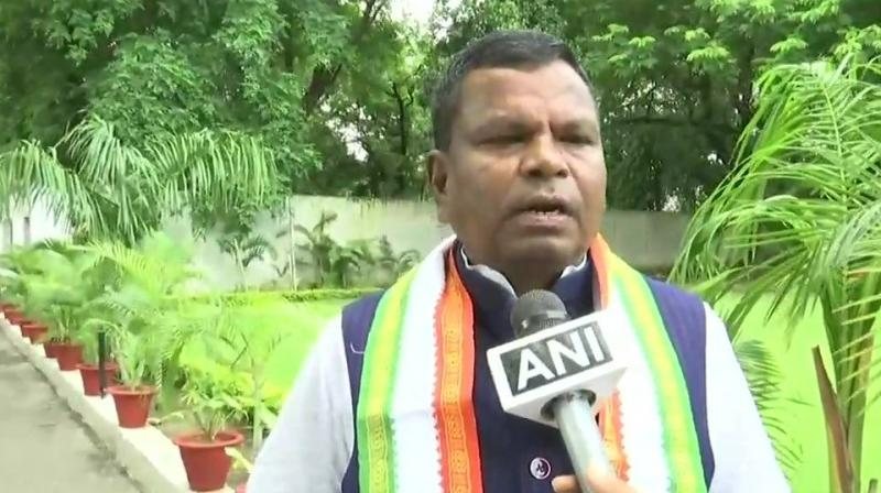 Commercial Tax (Excise) and Industry Minister Kawasi Lakhma had reportedly made the remark during Teachers' Day celebration on September 5 in a government school in Sukma district headquarter of the state. (Photo: ANI   Twitter)