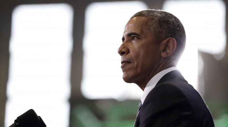 President Barack Obama. (Photo: File)