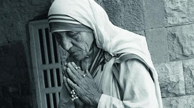 Mother Teresa herself set up Missionaries of Charity (Photo: AFP)