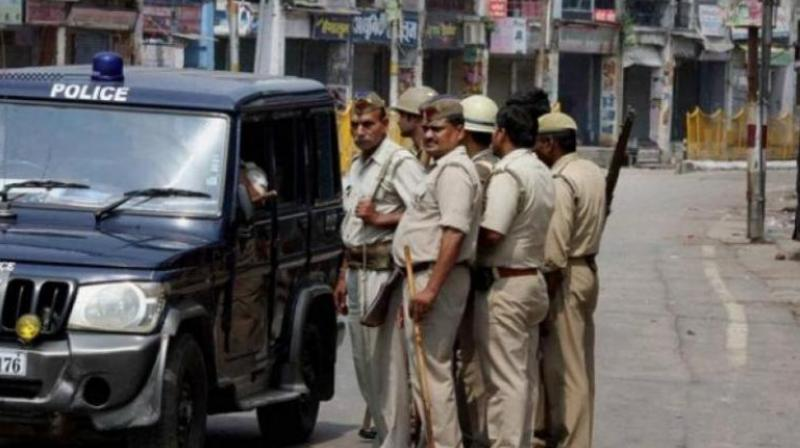 Security has been tightened in the village after the incident and extra police and PAC officials have deployed to keep vigil and thwart any untoward incident. (Photo: Representational Image)