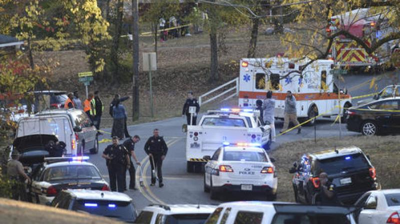 Investigators were looking at speed very, very strongly as a factor in the crash, police said. (Photo: AP)