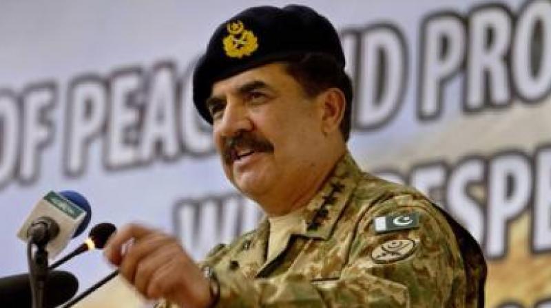 Pakistan Army chief Raheel Sharif. (Photo: AFP)