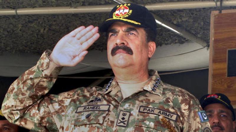 Pakistan Army chief General Raheel Sharif. (Photo: AP)