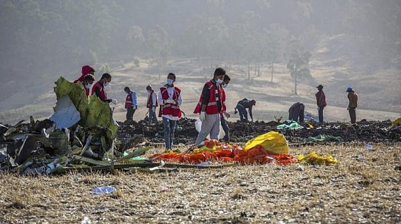 Dozens of families have sued Boeing over the Lion Air crash, and several lawsuits have been lodged over the Ethiopian crash. (Photo: AP)
