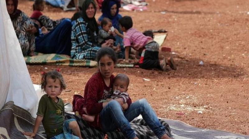 The State Department alleged that the attack violates a ceasefire in the greater Idlib area that has protected millions of civilians who were already displaced from violence in other parts of the war-ravaged country. (Photo: ANI)