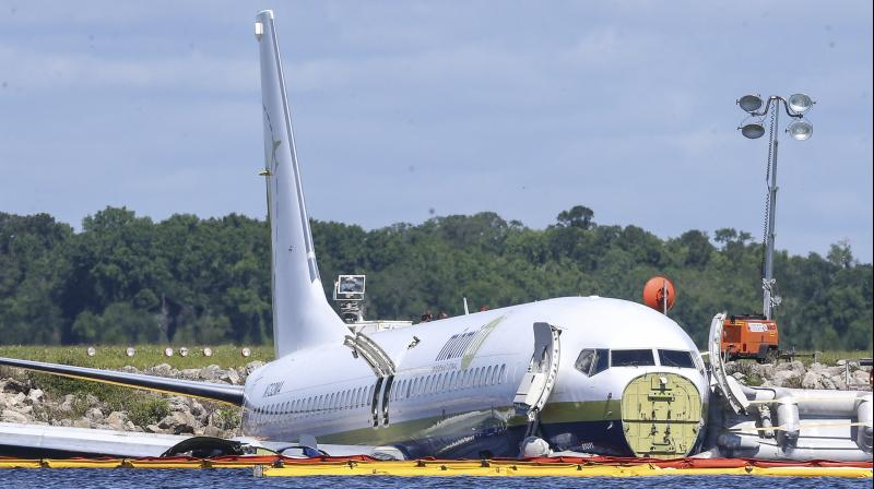 Investigators said they are hoping to interview the crew on Sunday. (Photo:AP)