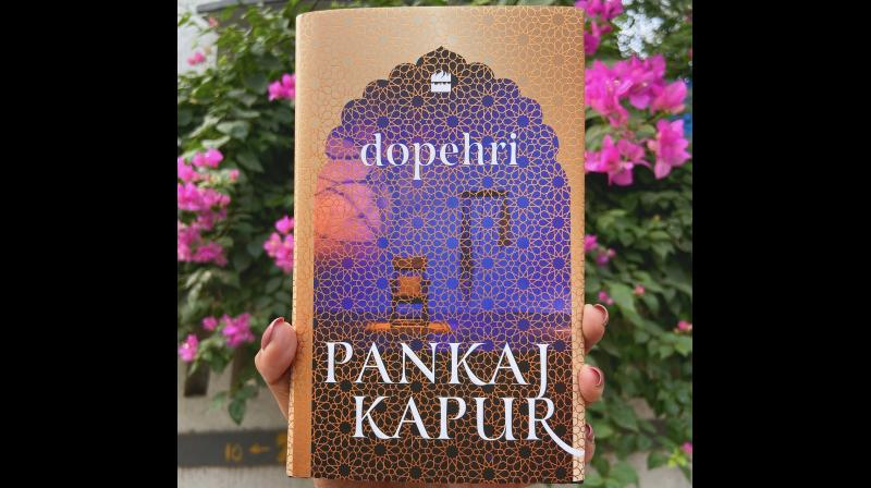 Dopehri by Pankaj Kapur, Published by Harper Collins, Harper Perennial, Rs 299. (Photo: File)