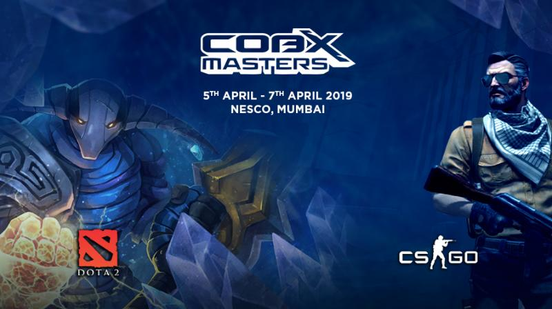 The tournament will be split equally across two titles; Dota 2 and Counter Strike: Global Offensive.