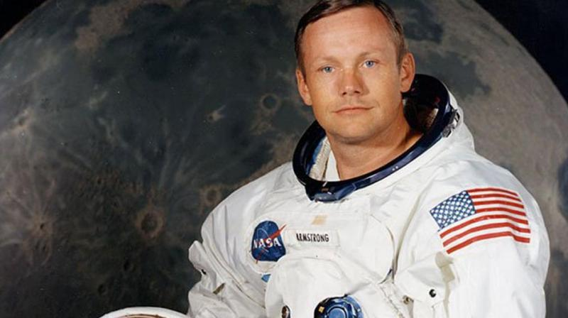 Rare videotape of Neil Armstrong's first steps on moon to be auctioned