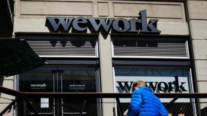 WeWork is at the forefront of a structural shift in how real estate is bought, leased and consumed that will leave behind the landlords and investors who ignore the disruption. (Photo: AFP)