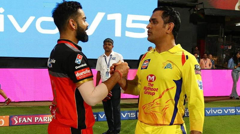Qualification for the play-offs is still a distant dream for RCB, considering they have to win all four and wait for favourable results. (Photo: BCCI)