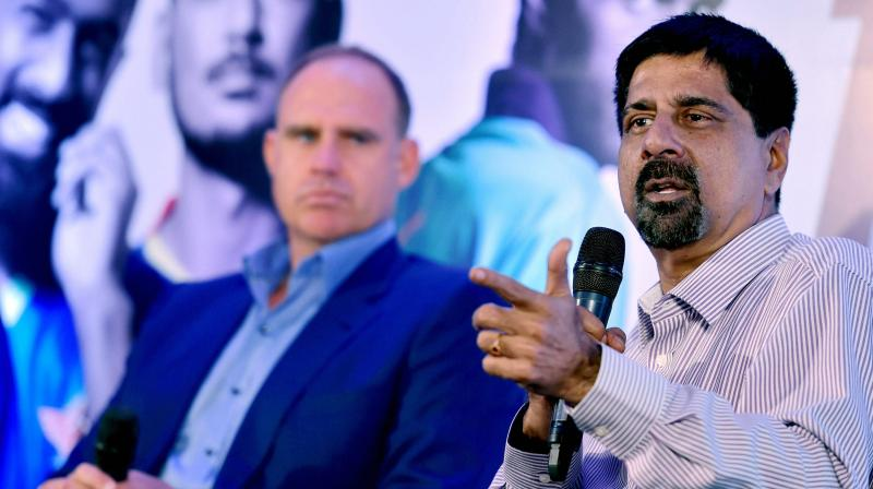 Srikkanth, a key member of the 1983 World cup winning team, who was also the head of selection committee during the 2011 World Cup. (Photo: PTI)
