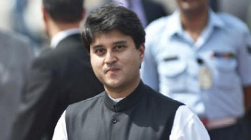 Jyotiraditya Scindia (Photo: AFP)