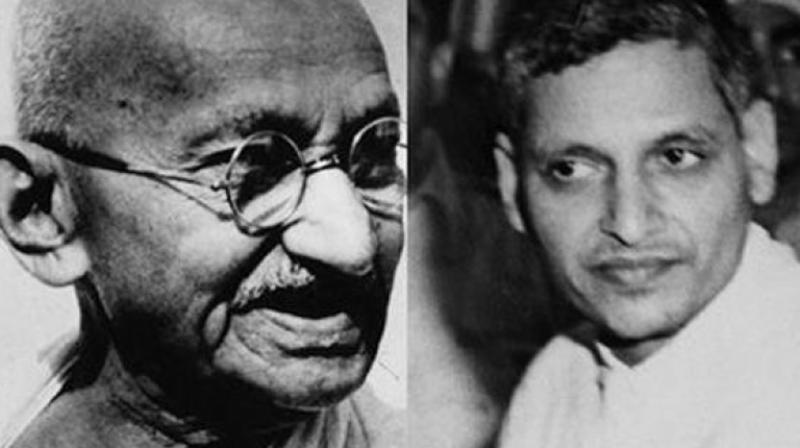 The Madhya Pradesh government has removed editor of one of its publications for publishing an article covering Nathuram Godse, the assassin of Mahatma Gandhi. (Photo: Facebook)