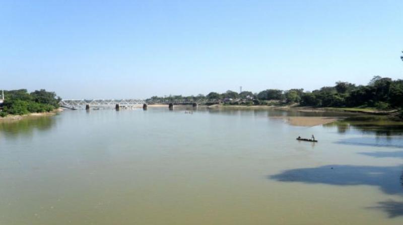 Brahmaputra river (Photo: Youtube)