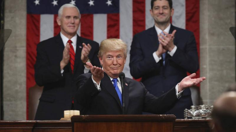 President Donald Trump's plan for a merit-based immigration system will - among other things - end chain migration and diversity lottery visa. (Photo: File)