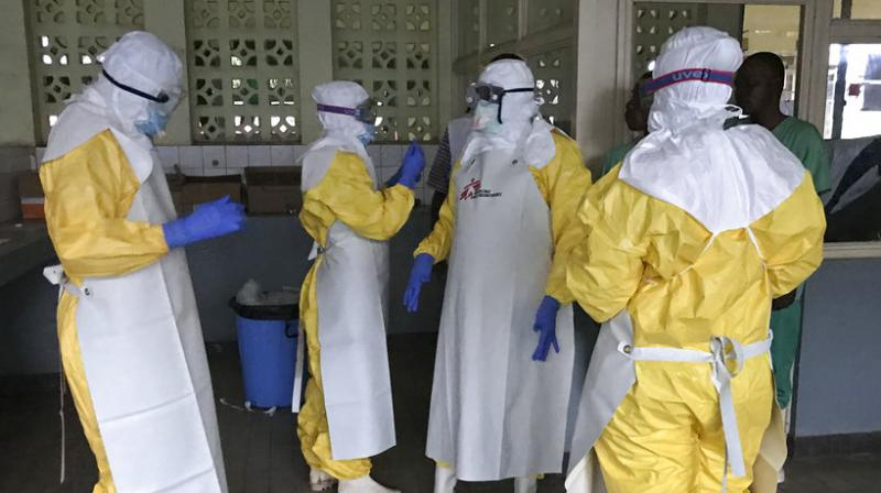 The Africa Centres for Disease Control and Prevention has deployed 25 epidemiologists to Mbandaka and Bikoro to support the government's surveillance work. (Photo: AP)