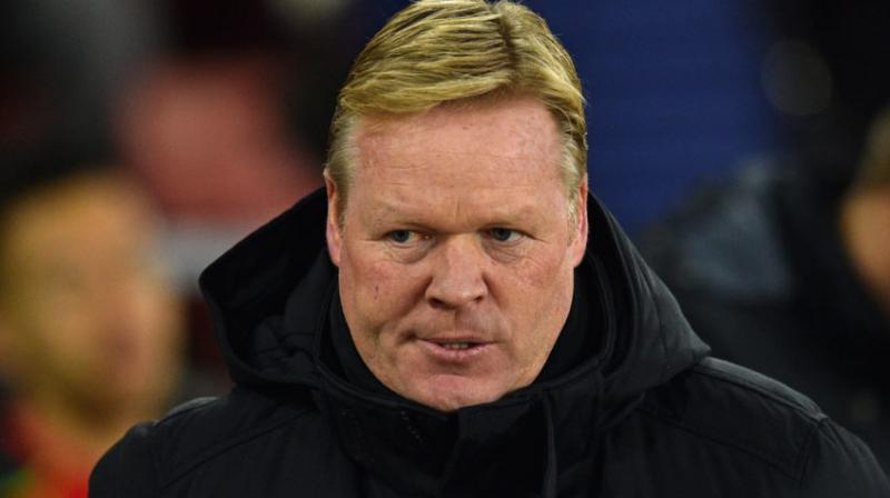 Koeman believes the trophy is usually handed to players netting decisive goals, but if there was was a time to hand the award to a defender, it would be now. (Photo: AFP)