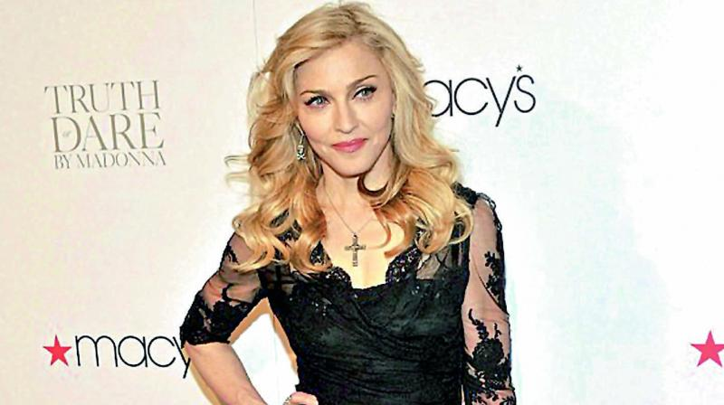 Madonna's fitness secret: 3 am ice bath and drinks urine
