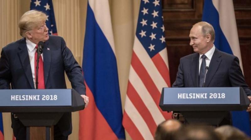 The White House said no agreements were reached in the one-on-one meeting with Putin other than having national security teams meet. (Photo: AP | File)