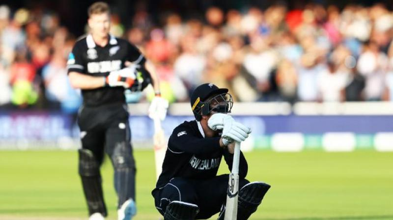 The World Cup final witnessed a first-ever super-over in which England came out triumphant as they had scored more boundaries in the match to lift their maiden 50-over title on July 14. (Photo:cricketworldcup/twitter)