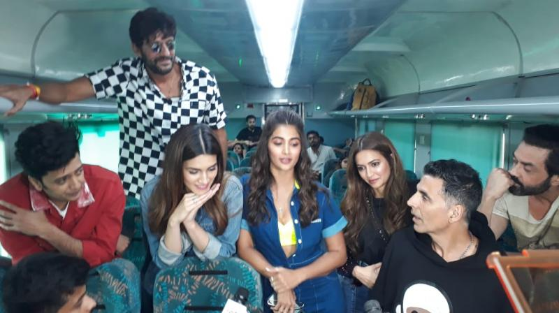 Housefull 4 team.