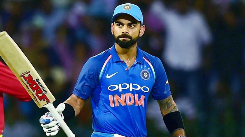 Virat Kohli was in sublime touch in the series, scoring two hundreds to complete 30 ODI centuries.(Photo: PTI)