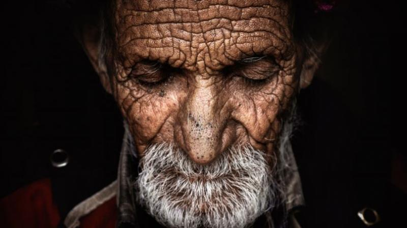 A photographer's powerful photo series 'The Legacy of the Golden Year', depicts life of the elderly in Himachal Pradesh. (All Photos: Harnam Singh)