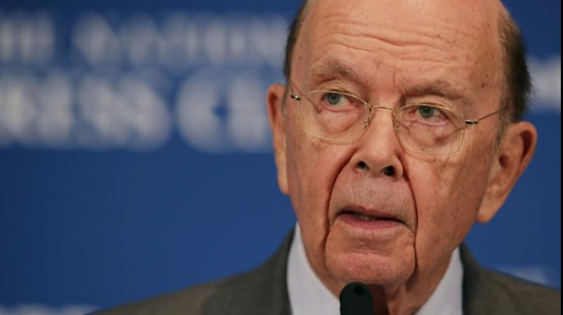 Commerce Secretary Wilbur Ross announced he initiated a so-called Section 232 investigation on auto trade, which would provide the legal basis to impose tariffs if his department finds imports threaten US national security. (Photo: AFP)