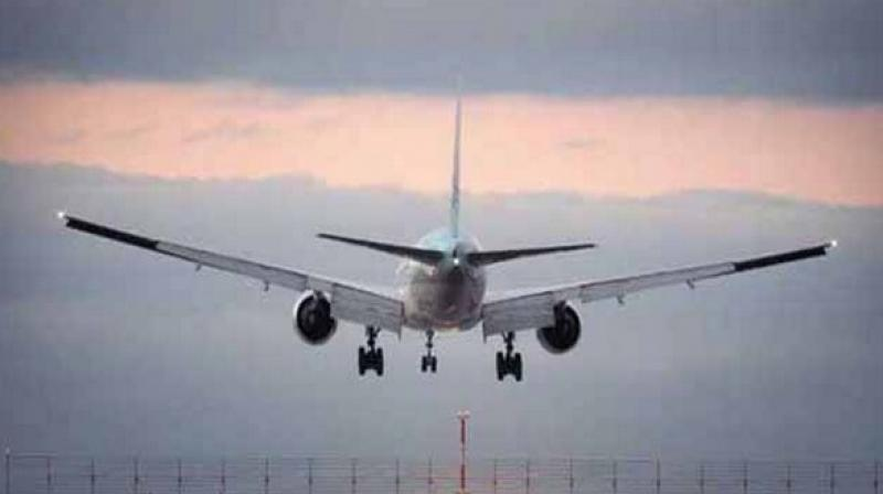 Air cargo volumes have recorded declines as unresolved disputes and the imposition of trade tariffs led to a marked slowdown in international trade flows. (Photo: ANI)