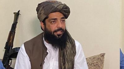 Afghan women should not be allowed to work alongside men, senior Taliban figure says