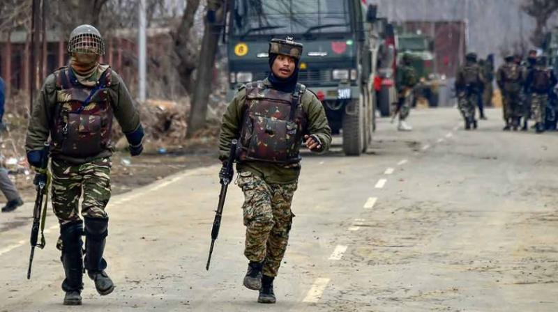 There has been a spurt in grenade attacks by militants in Kashmir in recent times. (Representational image: PTI)