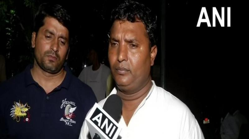 The Youth Congress leader also claimed that the Karnataka leader was suffering from high blood pressure. (Photo: ANI)