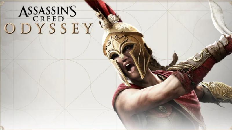 you can choose to play as one of two characters in the game – Alexios and Kassandra.