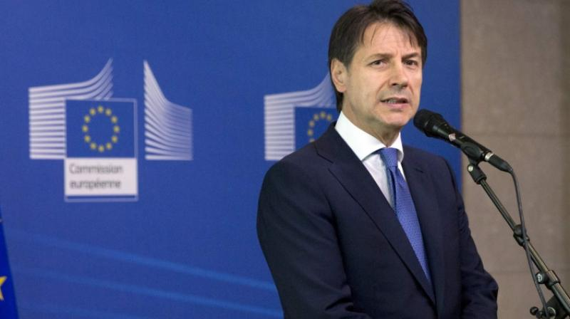 'A cabinet meeting took place in which we have decreed a 12-month state of emergency and made available a first allocation worth five million euros (USD 5.7 million) for the national emergencies fund,' Conte said. (Photo: AFP)